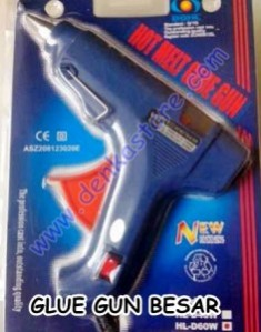 Glue Gun ON/OFF (Besar)